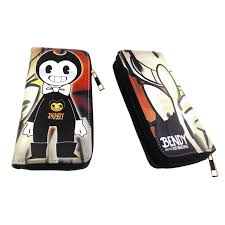 2019 Hot Game <b>Bendy And</b> The Ink Machine <b>Wallet</b> Cartoon Long ...