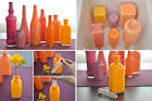 Сделать ваза из стеклянной бутылки