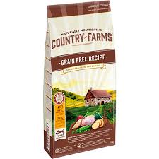 <b>Country Farms</b>™ Monoprotein Recipe <b>Adult Dog</b> Food Rich in Chicken