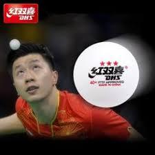 <b>DHS</b> 50 <b>balls 100balls</b> table tennis <b>balls 3 star</b> D40+ seamed new ...