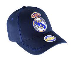 <b>Real Madrid</b> Crest Logo Cap Junior - <b>Blue</b> – <b>Real Madrid</b> CF | JP Shop