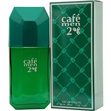 Cafe Men 2 By Cofinluxe Eau-de-toilette Spray, 3.3 ... - Amazon.com