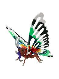 "3D Деревянный <b>конструктор</b> с красками ""<b>Бабочка</b>"" PC207 HOBBY ..."