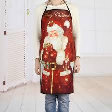 KaloryWee 2018 Sale <b>Christmas Decoration</b> Waterproof <b>Apron</b> ...