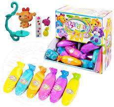 Отзывы о <b>Наборе игрушек</b> Bananas Банан с сюрпризом 36шт ...