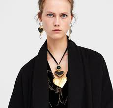 2019 Wholesale <b>ZA</b> Boho Fashion Love Heart Jewelry Sets For ...