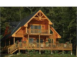 Chalet House Plans at Dream Home Source   Swiss Style Chalet HomesTemp