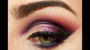 smoky eyes vinaccia con vine romance palette i divine sleek makeup by rainbow beauty