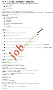 how to write a good resume for first job best almarhum how to write a good resume for first job how to write a resume net the