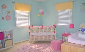 cute design of the girl baby room lighting ideas