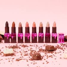 <b>I Heart Revolution Chocolate</b> Lipstick Collection with 8 Super Cute ...