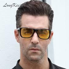 <b>Hot Sale Photochromic</b> Night Vision Sunglasses Women <b>Square</b> ...