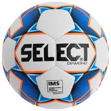 <b>Мяч футбольный SELECT Diamond</b>, размер 5, IMS, TPU, ручная ...