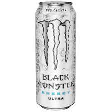 <b>Напиток энергетический Black</b> Monster Ultra 449мл Ж/Б