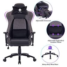 VON RACER Big and Tall <b>Gaming Chair Racing Office</b> Chair ...