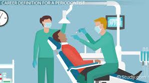 periodontists job career information