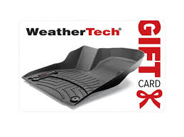Gift Card For WeatherTech Products | WeatherTech