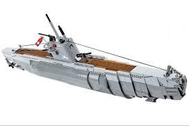 <b>Конструктор COBI</b> Подводная лодка <b>U</b>-<b>boot U</b>-<b>48</b> VII B 1:100 COBI ...
