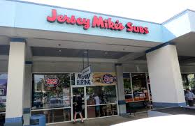 first byte jersey mike s subs tasty island well the hype and word of mouth must be very positive as when we arrived this past wednesday around 1pm it was packed a long line that steadily