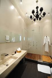 5 private spa ceiling wall shower lighting