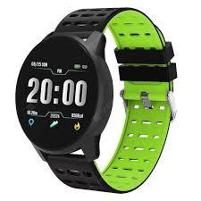 Alfawise <b>B2</b> RFID <b>Sports Smart Watch</b> Fitness Tracker