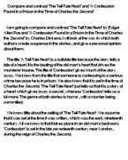 link to the tell tale heart essaythe tell tale heart essay