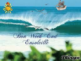 """Résultat de recherche d'images pour """"gif bon week end à la mer"""""""