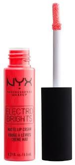 <b>NYX professional makeup жидкая</b> помада для губ Electro Brights ...
