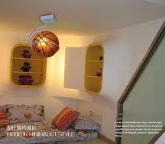 room ceiling lamp modern flush mount ceiling light basketball lighting room ceiling lights children bedroom lighting