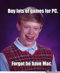 Pc Vs. Mac by recyclebin - Meme Center via Relatably.com