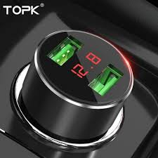 <b>Зарядные устройства от</b> прикуривателя — цены от 270 RUB и ...