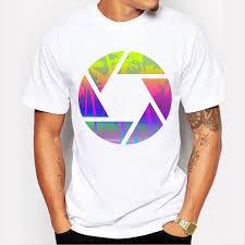 Tops <b>Summer Men's</b> Shirt <b>Personality Simple</b> and Digital Casual ...
