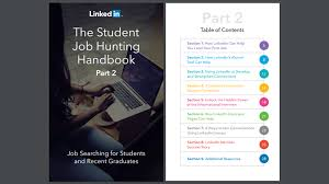 three great new career guides from linkedin com career ready part 2 job searching skills for students