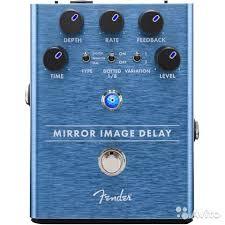 <b>Fender Mirror</b> Image Delay Pedal <b>педаль эффектов</b> купить в ...