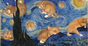 FatCatArt - Great Artists' Mews | <b>Fat Cat</b> Art: famous paintings and ...