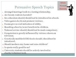simple persuasive essay topics wwwgxartorg easy topics for a persuasive essaypersuasion the process of creating reinforcing persuasive speech topics