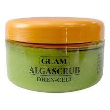 GUAM ALGASCRUB <b>Скраб с эфирными маслами</b> Дренажный ...