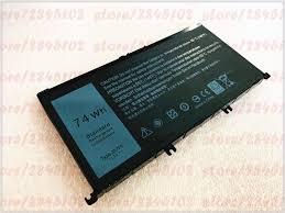 Inspiron I7559 11.1v 74Whr <b>3</b>-<b>Cell</b> Lithium-Ion <b>Primary Battery</b> ...