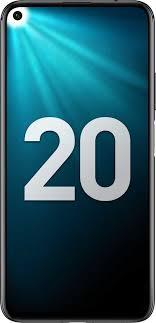 Купить <b>Смартфон HONOR 20</b> 128Gb, полночный черный в ...