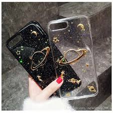Top Sell <b>Luxury Glitter Cute Space</b> Planet Phone Case For IPhone X ...