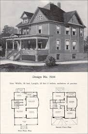 ideas about Queen Anne Houses on Pinterest   Queen Anne     William A  Radford   Plan No    Queen Anne Free Classic
