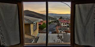the view from here somfy the view from veronica s window in cochabamba by night