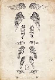 os deseo para el nuevo año un torrente de imaginación alas para re pinned because whenever i feel like drawing wings i can t ever good references > o wing tattoos one on each shoulder be