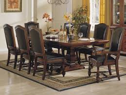 Dining Rooms Chairs Dining Room Table Sets Leather Chairs Dining Room Table Sets