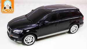 <b>Радиоуправляемая машина Rastar Audi</b> Q7 Black 1:24 - YouTube
