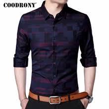 Buy coodrony <b>men shirt</b> and get free shipping on AliExpress.com