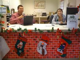 back to post christmas themes for decorating an office business office decorating themes home office christmas