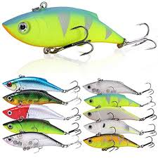 wldslure new arrival metal vib fishing lure 12g tackle crankbait vibration spoon spinner sinking bait