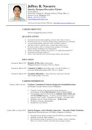 interior design resume sample interior design resume samples interior designer resume samples blue sky resumes