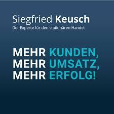 Siegfried Keusch – der Experte für den stationären Handel!